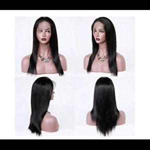 14 inch 360 Lace Human Hair Wig